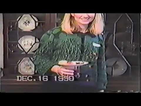 WSJS Teenage Forum Christmas Party 1990