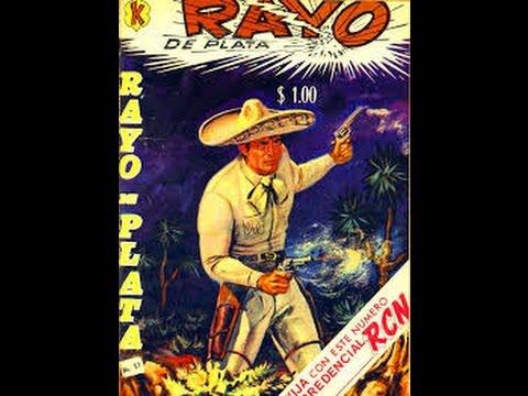 """Rayo de Plata """"El valle de los espectros de carne"""" 26"""