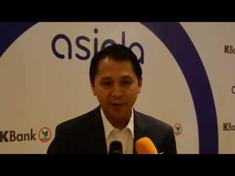 กสิกรไทยจับมือเอซิโอล่า เปิดพื้นที่ระดมทุนผ่านระบบออนไลน์ Crowdfunding