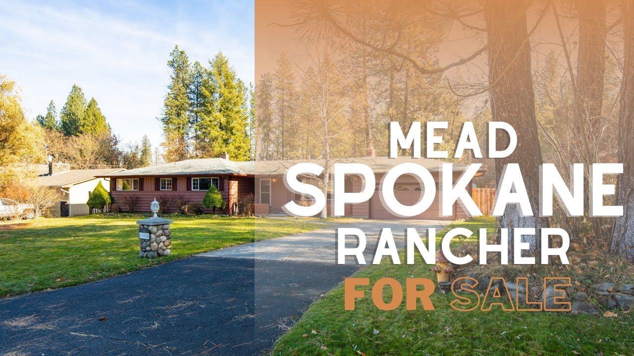 Mead, Spokane Rancher For Sale