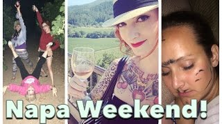 Day in the Life: Girls Crazy Trip To Napa! by CHERRY DOLLFACE Thumbnail