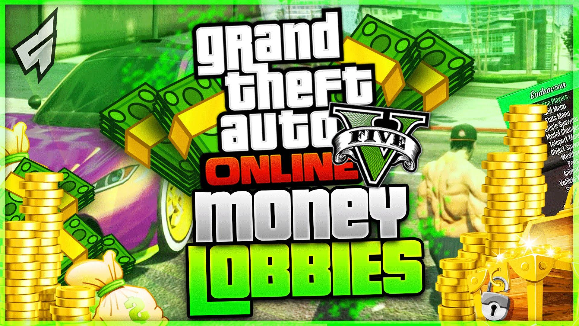 Glitch 1 34 1 28 quot modded money cash lobby gta 5 money glitch 1