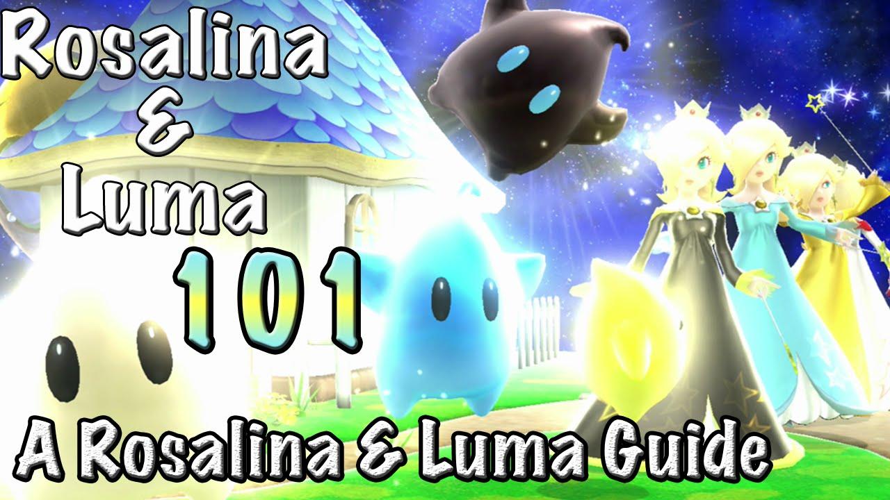 Download Rosalina & Luma 101 - A Rosalina & Luma Guide ~ Super Smash Bros. for Wii U/3DS