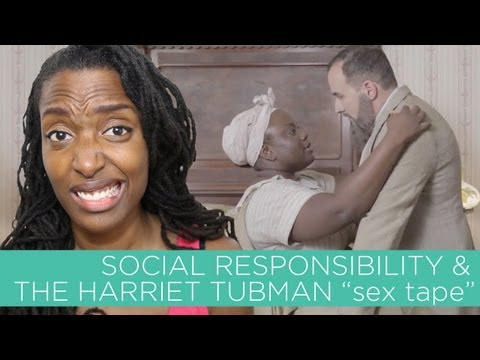 """YouTube Comedy, Social Responsibility & """"The Harriet Tubman Sex Tape"""""""