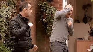 Coronation Street - Kevin is back and meets Tim