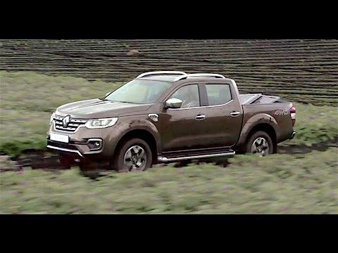 Renault Alaskan, la pickup mediana del rombo