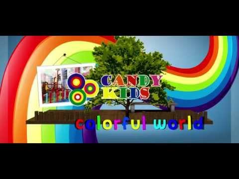 Candy Kids Colorful World   Best Kindergarten in Antalya - After effects izmir