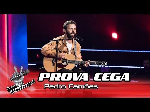 """Pedro Camões - """"Fever""""  Prova Cega  The Voice Portugal"""