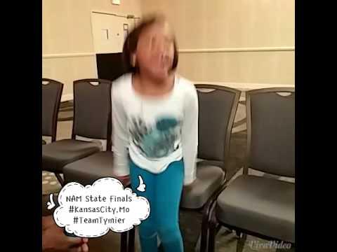 Kansas City,Mo NAM State Finalist Tymier