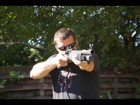 Do Shotguns Suck for Self Defense?