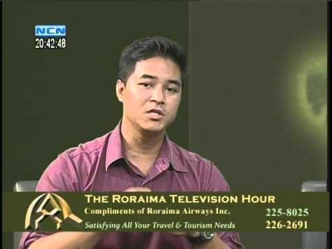 Roraima Group of Companies Hour - October 2015