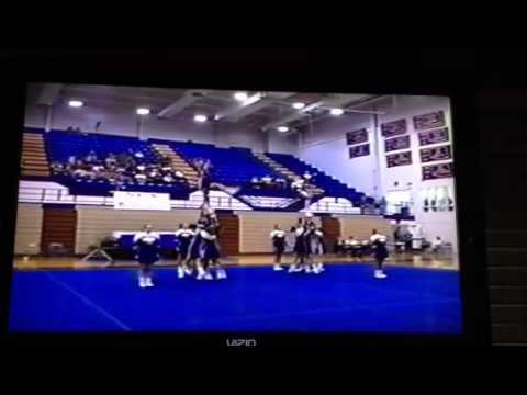 Cheer 2000-2001