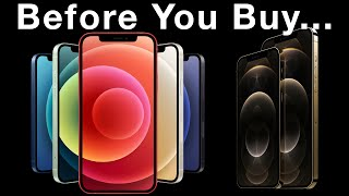 iPhone 12 & iPhone 12 Pro - Watch THIS Before You BUY!