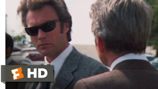 Magnum Force (1/10) Movie CLIP - A Good Man (1973) HD