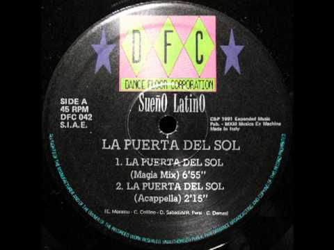 Sueno Latino - La Puerta Del Sol (Magia Mix) - YouTube