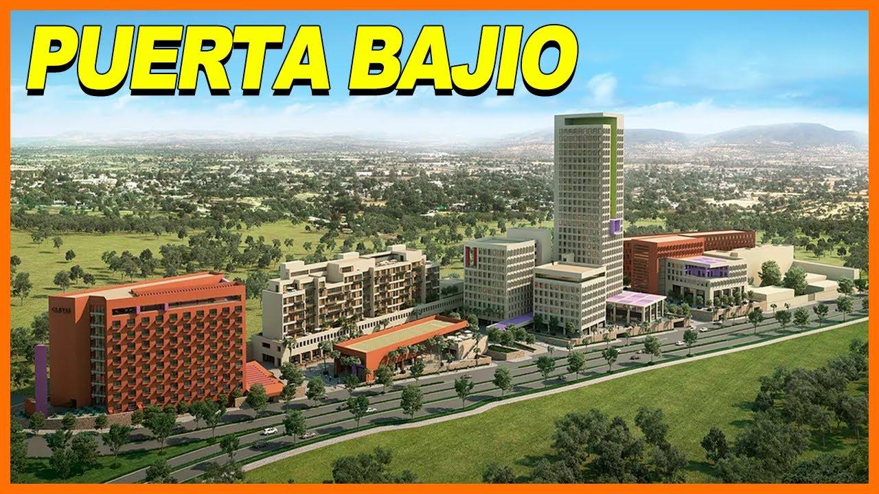 Así será el desarrollo Puerta Bajío en León Guanajuato