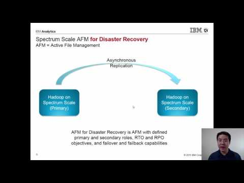 Hadoop Disaster Recovery Explained in 12 mins