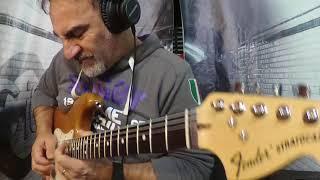 Headrush FX - Joe Satriani style impro - Soldano SLO100 sim