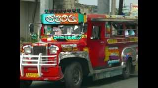Philippine Jeepney - transportation and cultural icon.