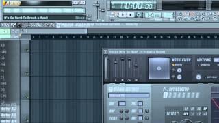 fl studio 10 beginner tutorial sampling with slicex