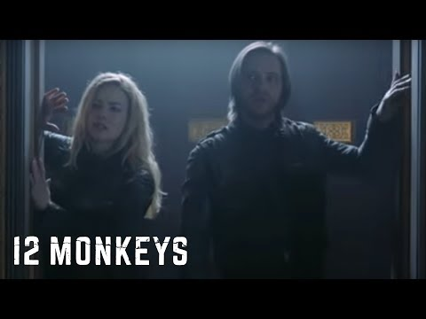 12 MONKEYS | Season 4 Teaser Trailer | Syfy