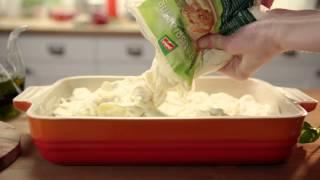 Färdig potatisgratäng peka