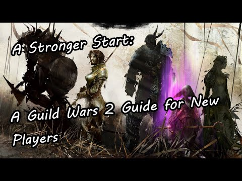 A Stronger Start: A Guild Wars 2 Guide For New Players (comedy/guide)