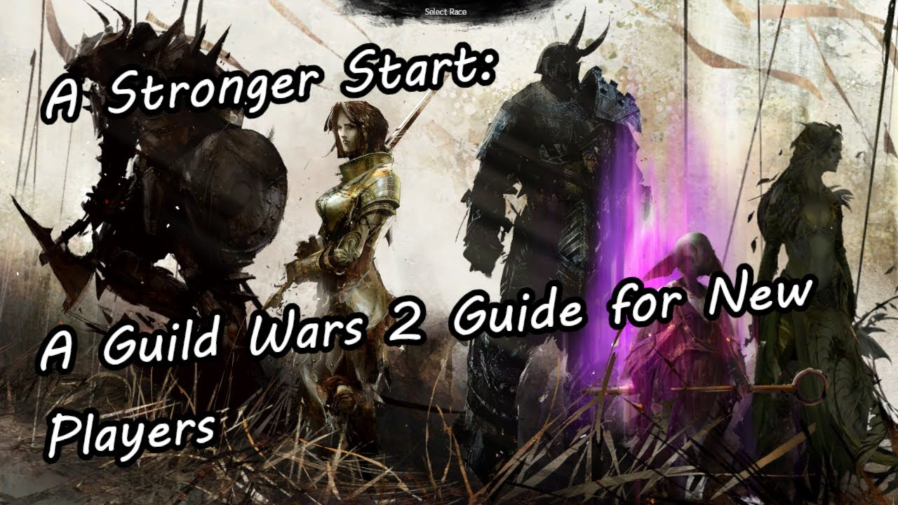 A Stronger Start: A Guild Wars 2 Guide for New Players (comedy/guide) thumbnail
