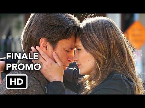 """Castle 8x22 Promo """"Crossfire"""" (HD) Series Finale"""