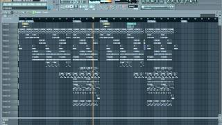 Rick Ross (MMG) - All Birds FL Studio Instrumental Remix