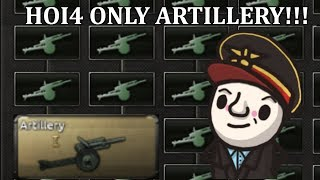 HoI4 - Only Artillery Germany! Maximum Firepower! - Part 1