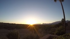 Sunrise Sunset at Green Valley AZ