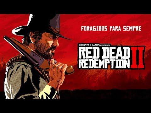 Trailer de lançamento de Red Dead Redemption 2