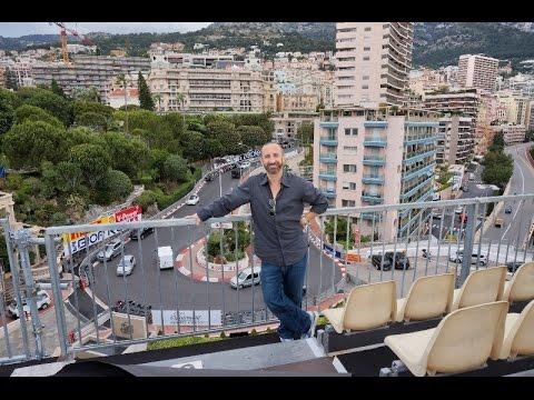Monaco Grand Prix post-race rooftop fun at Fairmont Monte Carlo