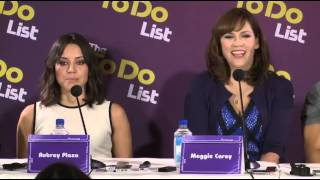The To Do List (2013) - Press Conference II