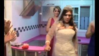 boda gitana en sevilla  juerga en casa de la novia