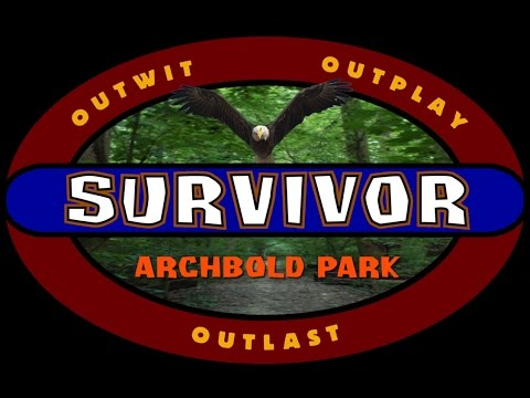 "Survivor: Archbold Park Episode 1--""A Clear Path To Victory"""