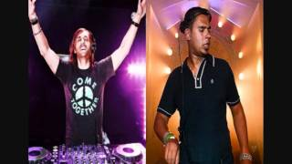 Afrojack & David Guetta - Bass Line (New Jock City) Original Mix HD