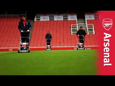 Access Arsenal: The Groundsmen (Pitch Management)
