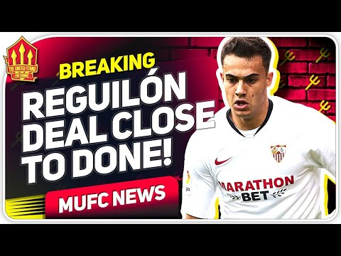 Reguilon Deal Close! Greenwood Dropped by England! Man Utd Transfer News