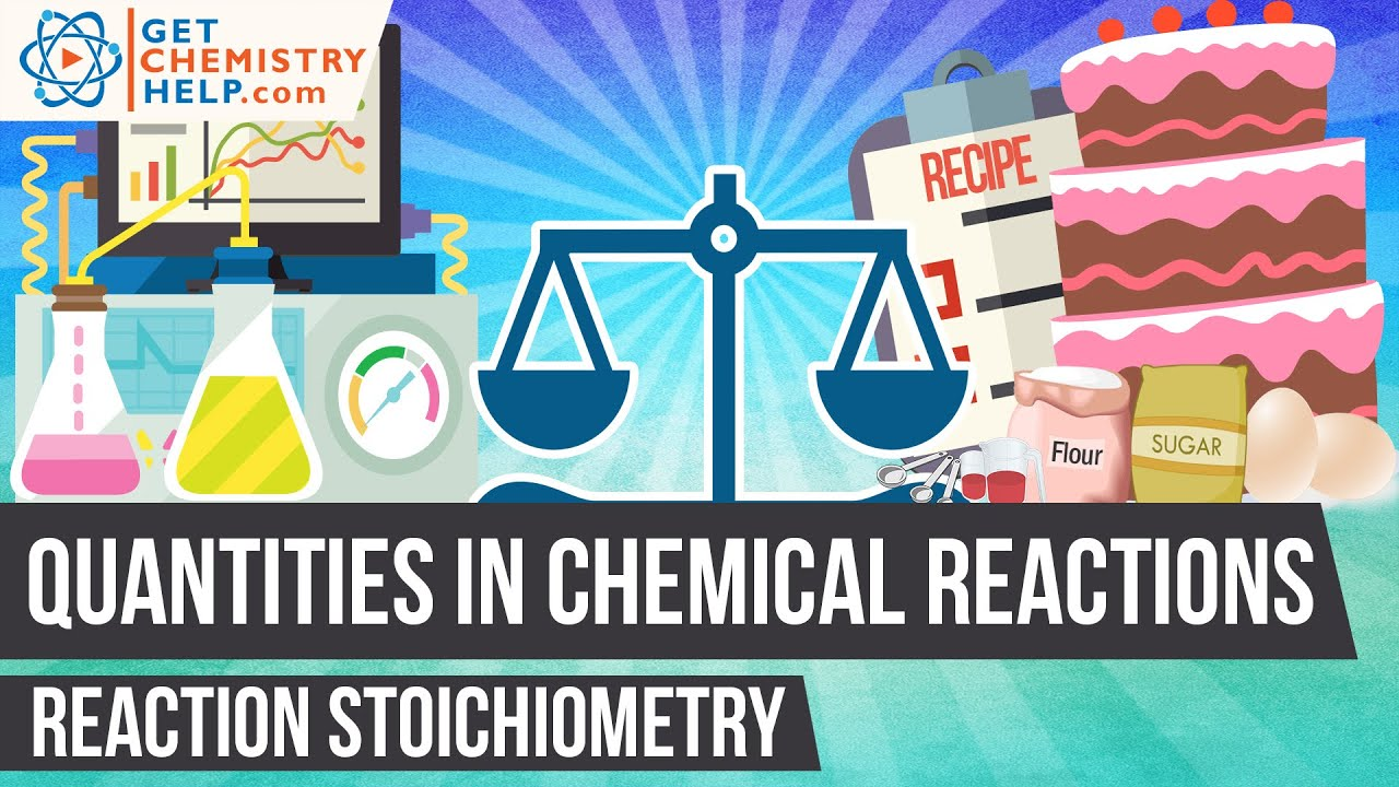 chemistry lesson reaction stoichiometry