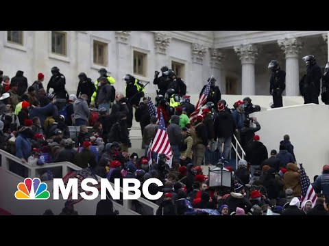 House Intel Member Renews Call For January 6 Commission   MSNBC