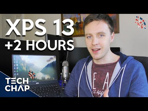Dell XPS 13 (9350 Skylake) Battery Boost Tip | +2 HOURS BIOS Update
