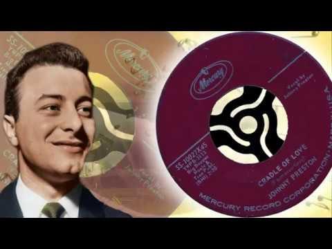 Johnny Preston  -  Cradle Of Love (1960)
