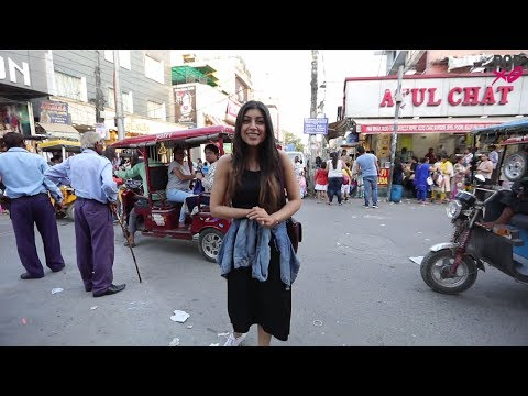 Upalina Takes On The Rs. 2500 Shopping Challenge In Rajouri Garden - POPxo