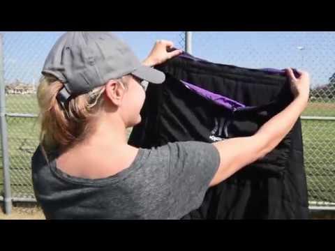 Kubie Full Length Poncho How-to