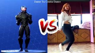 TUTTI I FORTNITE DANCES NELLA VITA REALE! Fortnite Highlights BEST OF EH BEE FAMILY FORTNITE DANCE