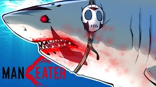SHARK WEEK STARTS NOW!!! - Maneater Gameplay (Part 1)