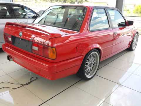 1990 Bmw 3 Series 325is 2 7l Manual Auto For On Trader South Africa