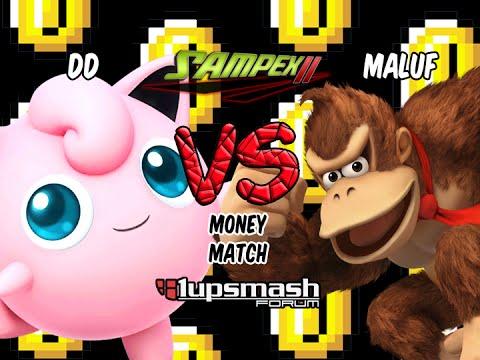 [UFG] DD (Jigglypuff) vs Maluf (DK) - Money Match
